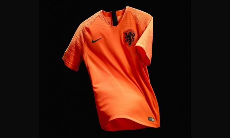 Nederlands Elftal Shirt De Ligt