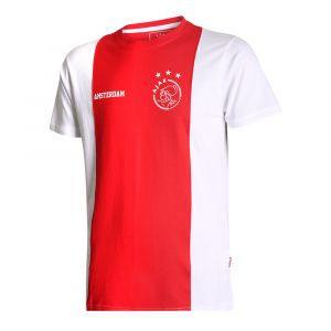 Ajax T-shirt Eigen Naam Senior Katoenen