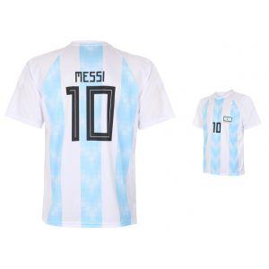 Argentinie Voetbalshirt Messi Thuis 2018-2020