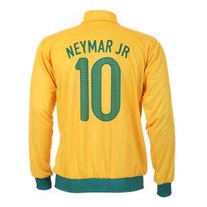 Brazilie Trainingsjack Neymar Thuis