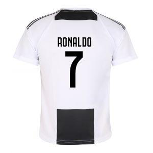 Juventus Voetbalshirt Ronaldo Thuis Kids/Senior